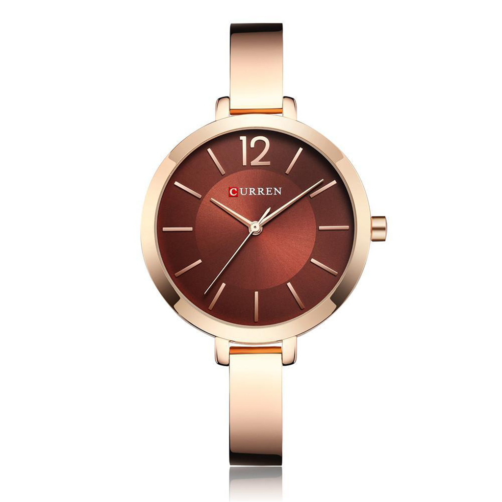 Curren 9012rc Quartz Watch For Women