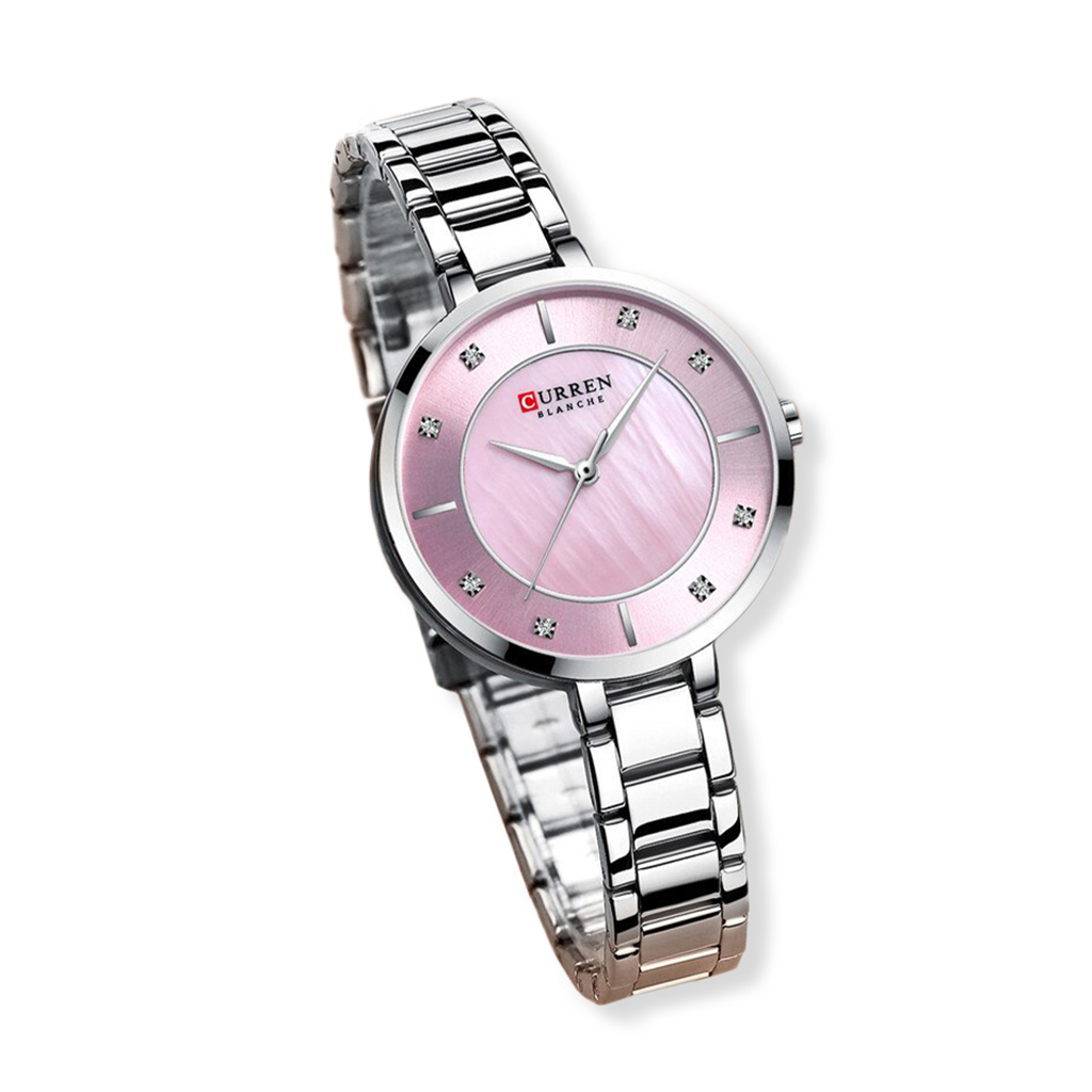 Curren 9051sp Quartz Watch For Women