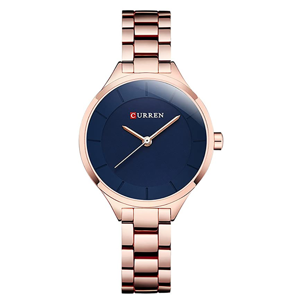 Curren 9015rb Quartz Watch For Women