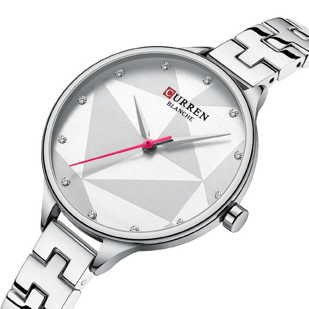 Curren 9047sl Quartz Watch For Women