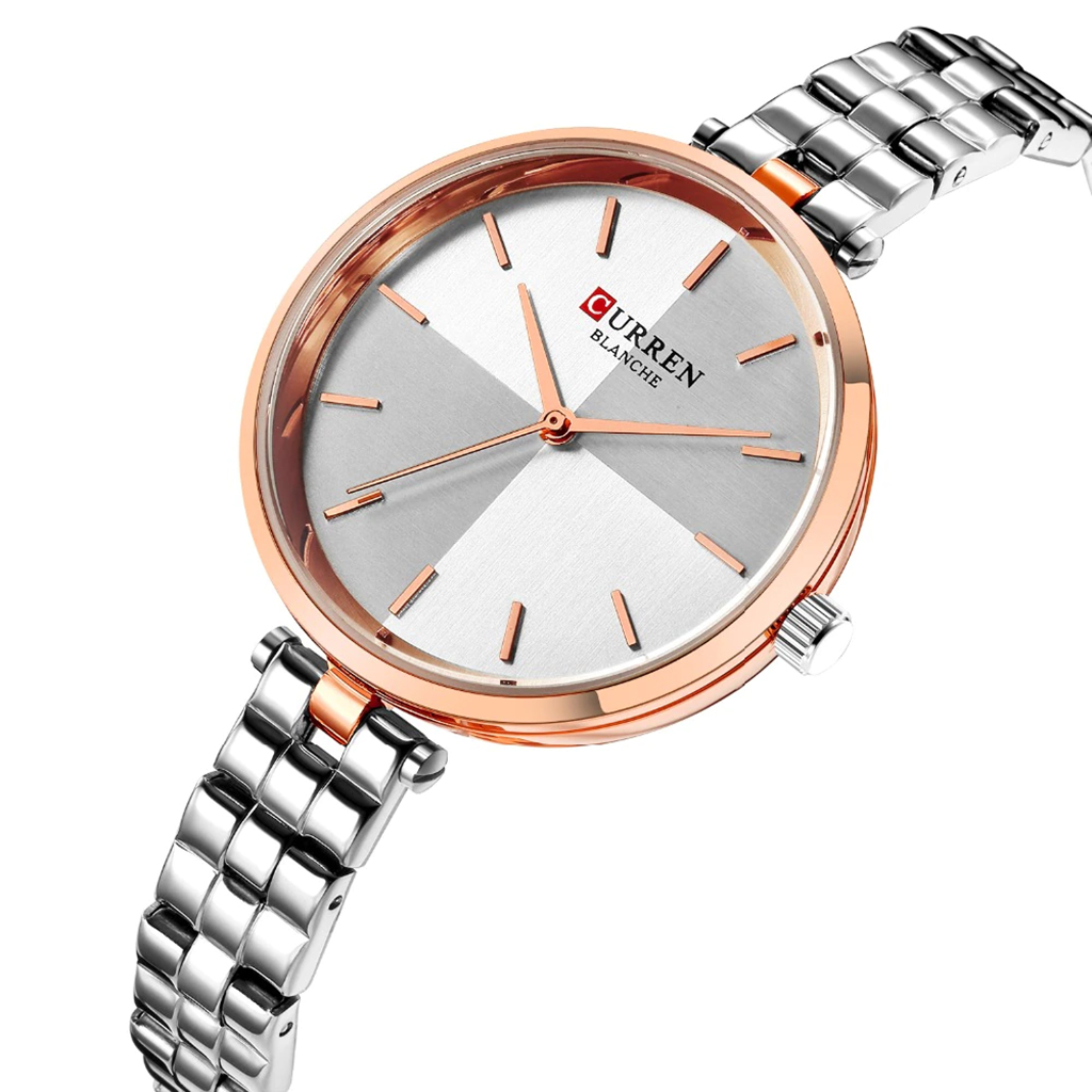 Curren 9043sg Quartz Watch For Women