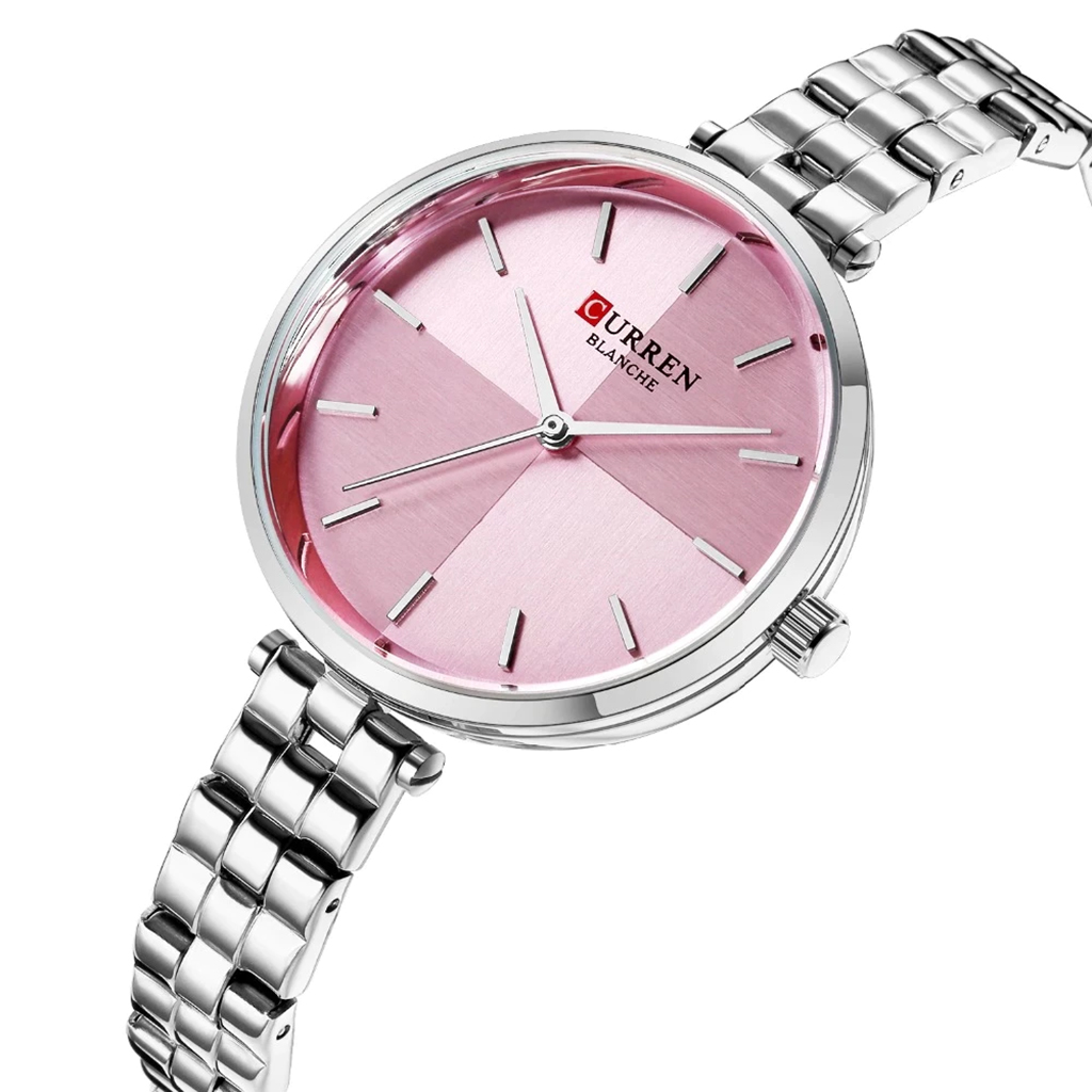 Curren 9043sp Quartz Watch For Women