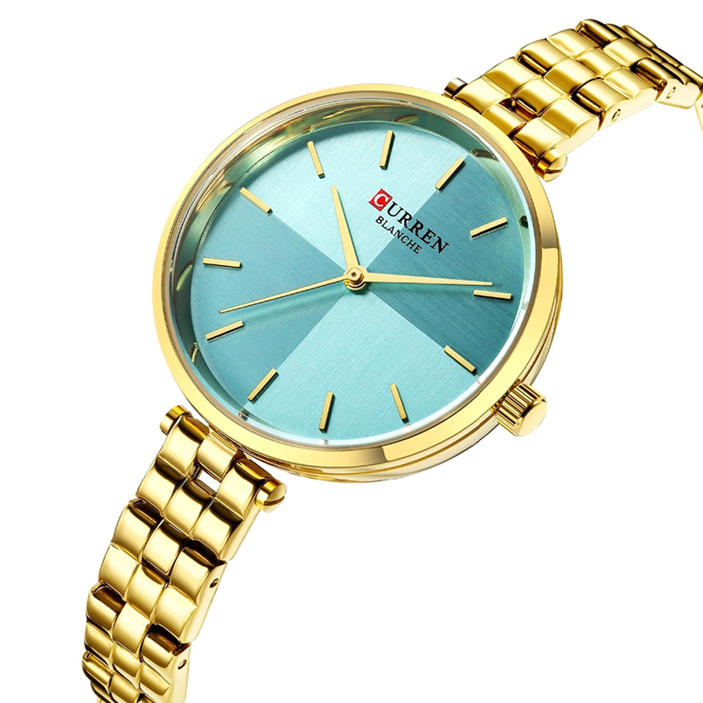 Curren 9043gg Quartz Watch For Women