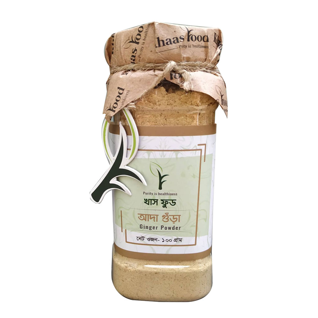 Ginger Powder (ada) 100gm