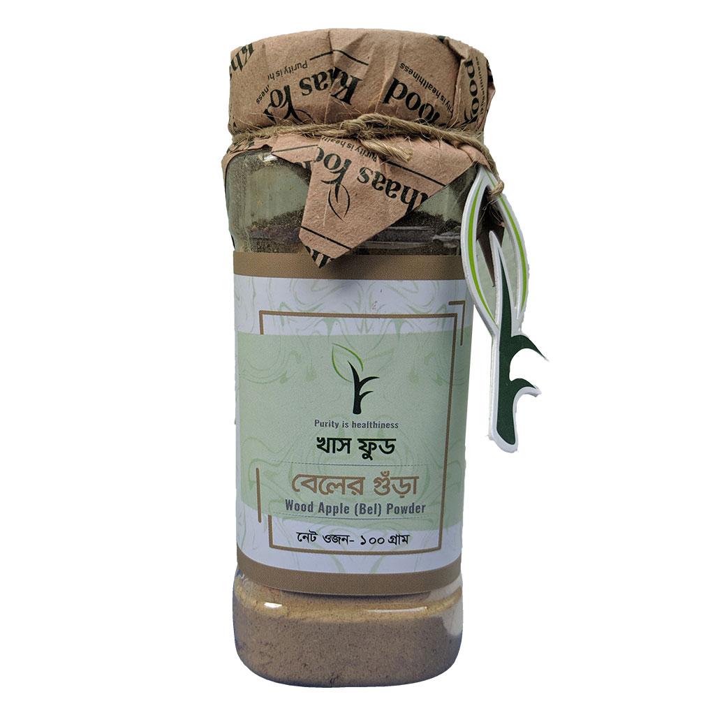 Wood Apple Powder (bel) 100gm