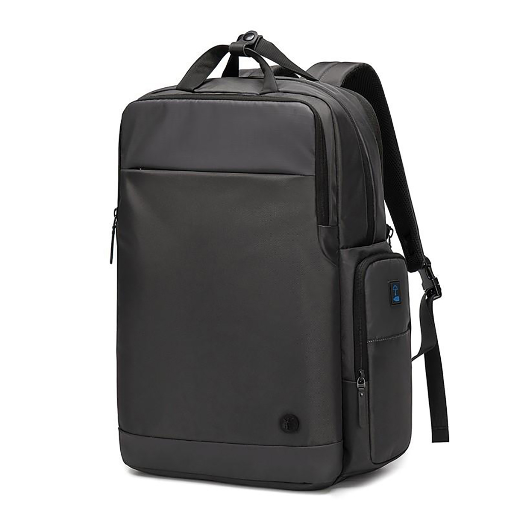 Golden Wolf Gb00397 Agility Stylish And Professional School Collage Laptop & Travel Backpack (grey)