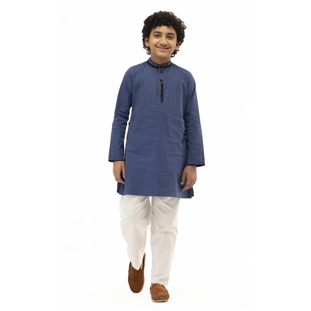 Twelve Punjabi For Baby Boy (blue)