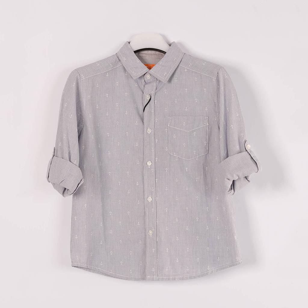Twelve Shirt For Baby Boy (grey)