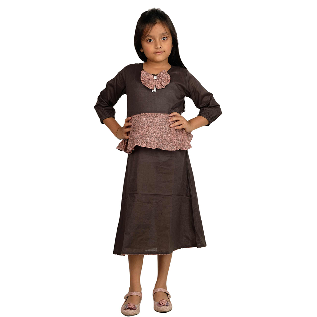 Twelve Girls Frock (black)