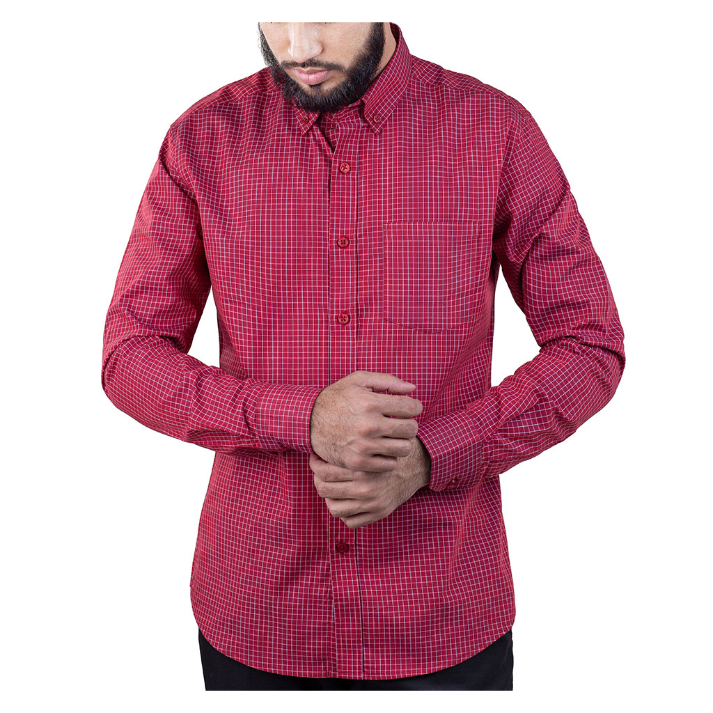 Siwak Ssc0925 Full Sleeve Casual Shirt