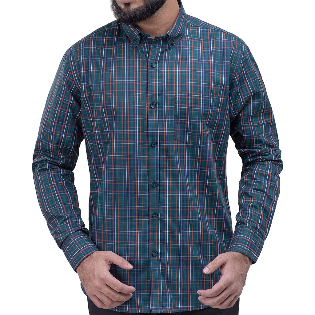 Siwak Ssc0927 Full Sleeve Casual Shirt