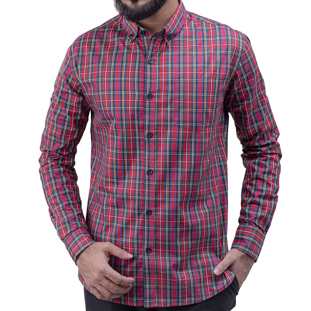 Siwak Ssc0929 Full Sleeve Casual Shirt