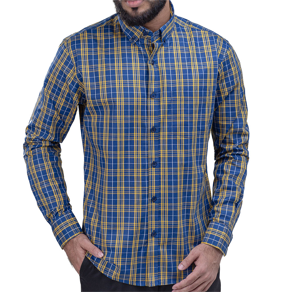 Siwak Ssc0930 Full Sleeve Casual Shirt
