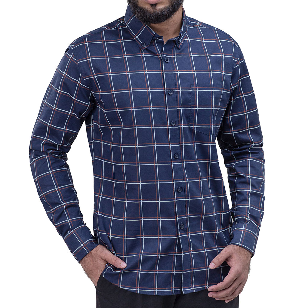 Siwak Ssp0932 Full Sleeve Casual Shirt