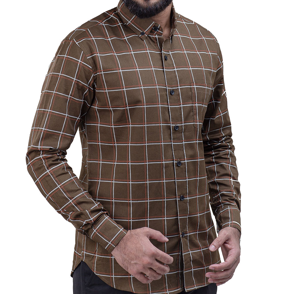 Siwak Ssp0933 Full Sleeve Casual Shirt