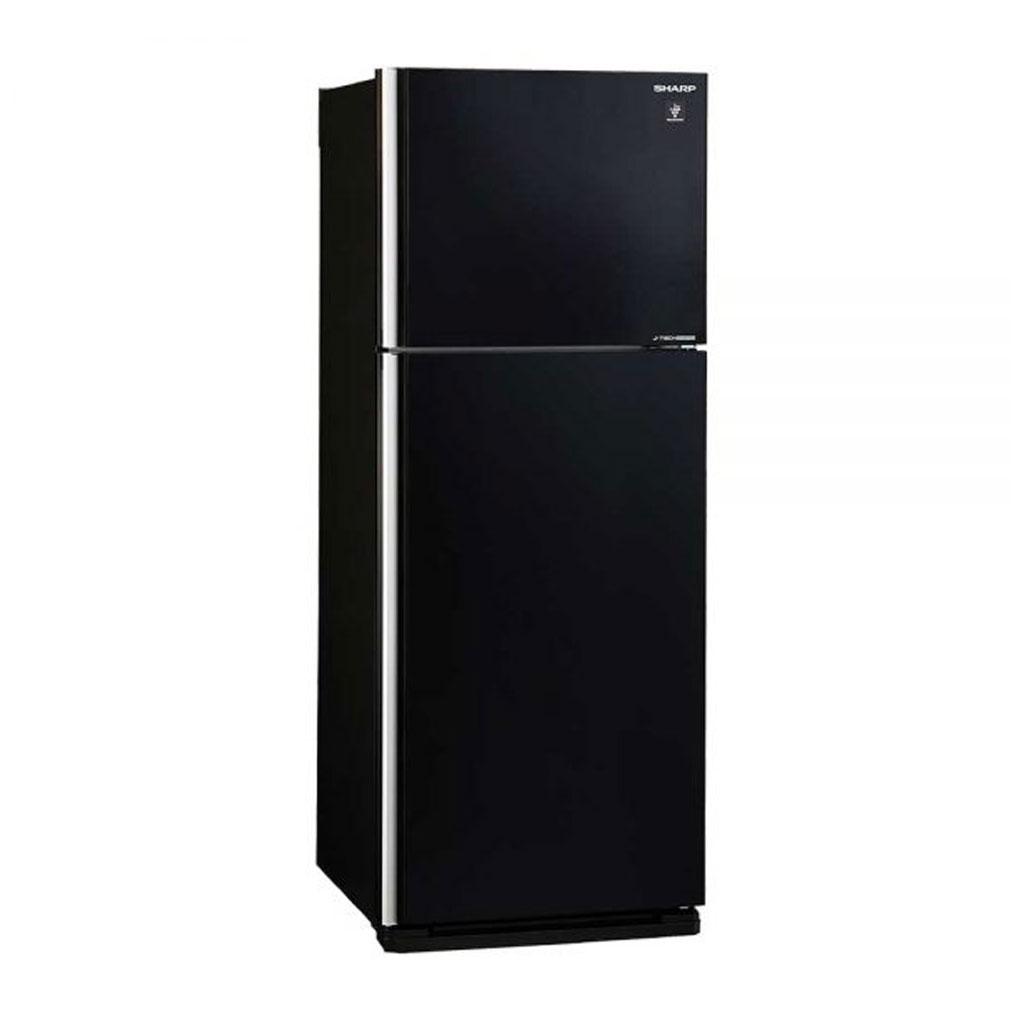 Sharp Sj-ex455p J-tech Inverter With Pci Refrigerator (black)