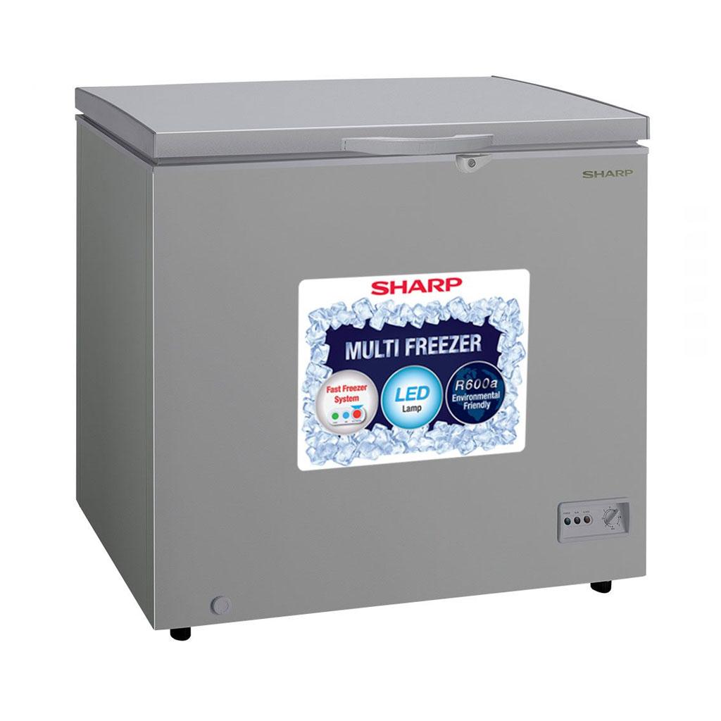 Sharp Sjc-228 Deep Freezer (gray)