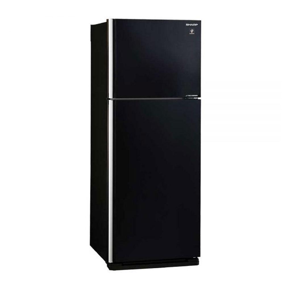 Sharp Sj-ex495p J-tech Inverter With Pci Refrigerator (black)