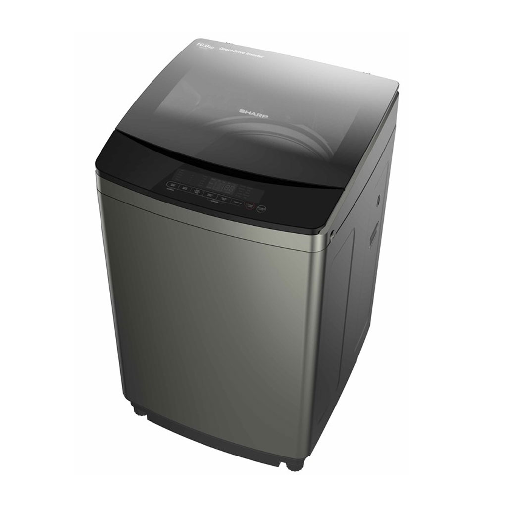 Sharp Es-f160g Top Load Inverter Washing Machine