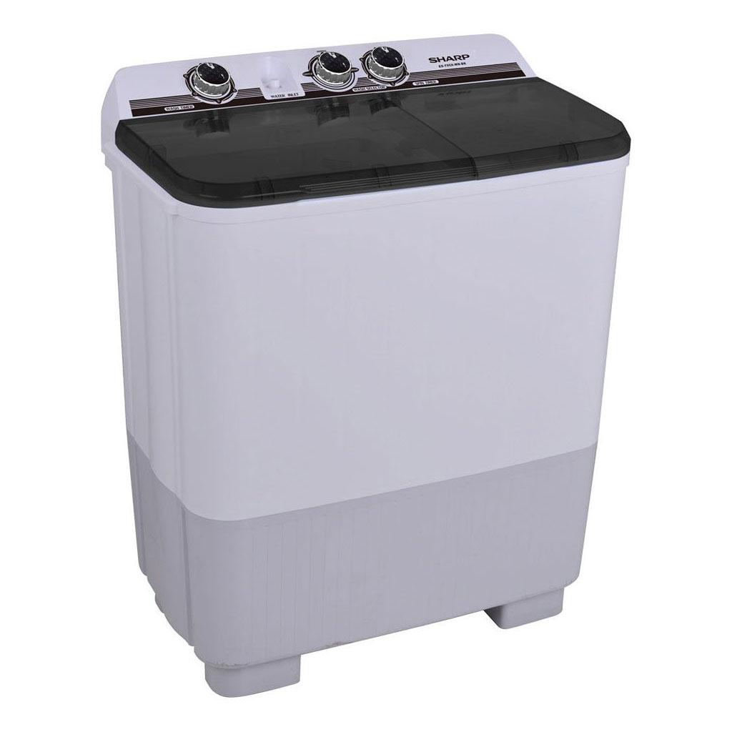 Sharp Es-t95x Twin Tub Semi Auto Washing Machine