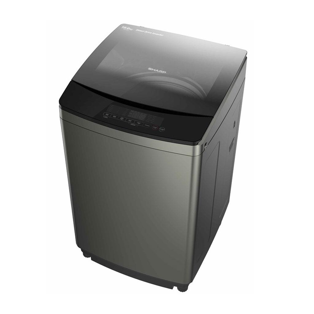 Sharp Es-f140g Top Load Inverter Washing Machine