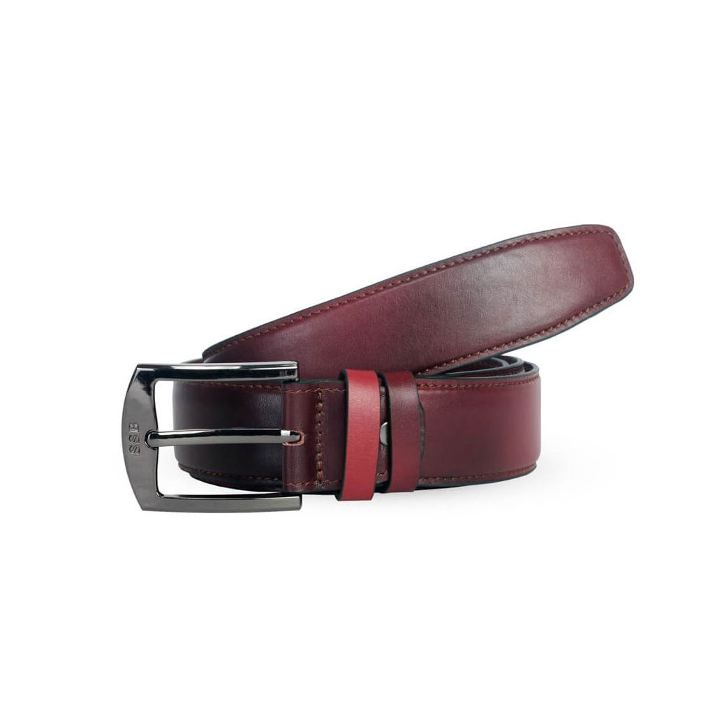 Ssb Premium Quality Genuine Leather Belt For Men Sb-b58