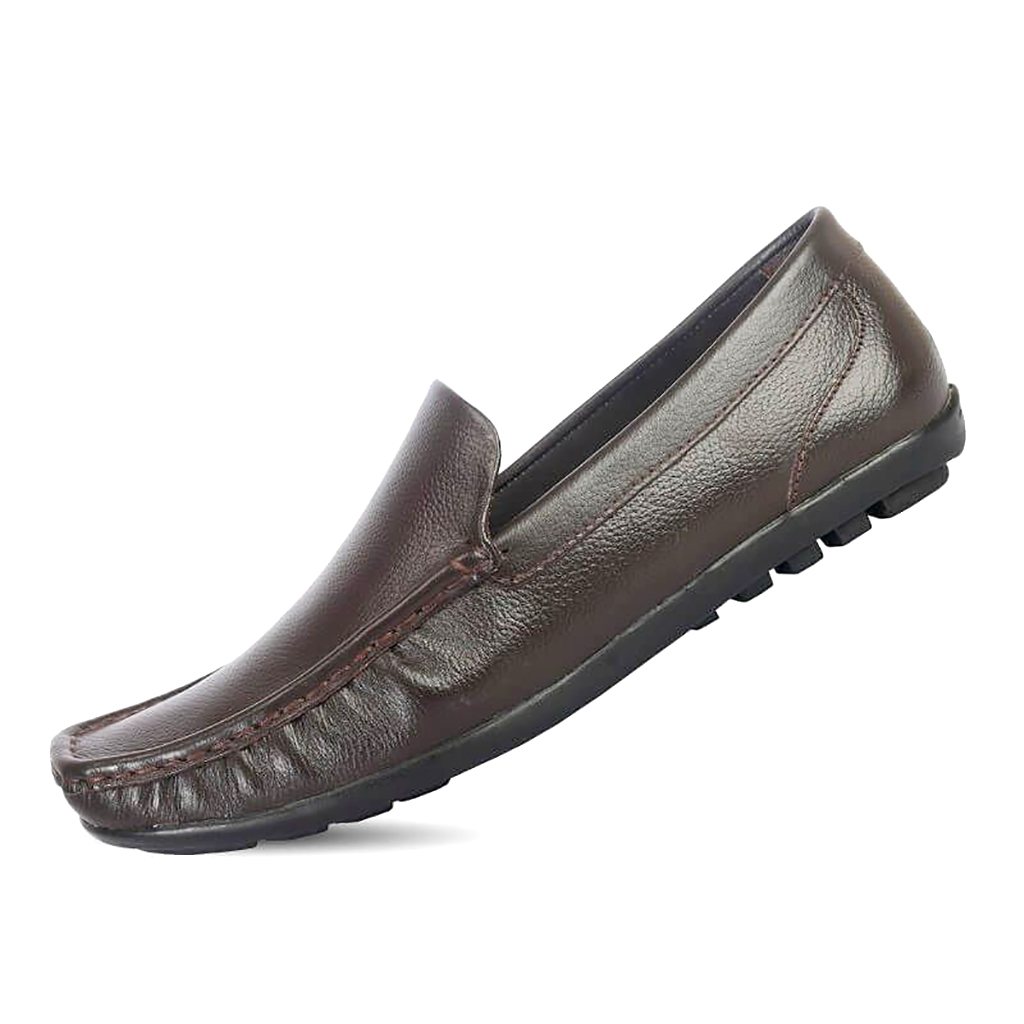 Casual Leather Loafer - Sb-s85