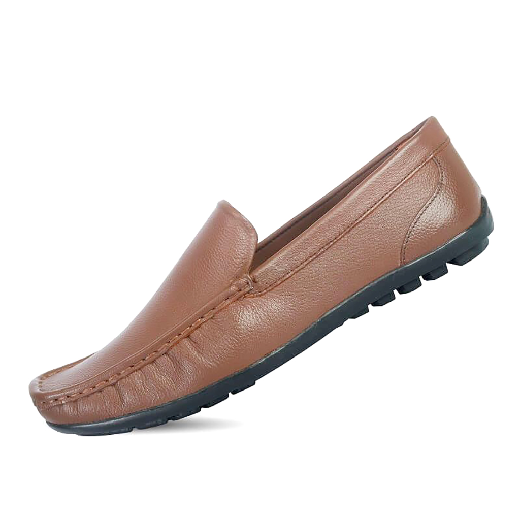 Leather Loafers For Men - Sb-s86