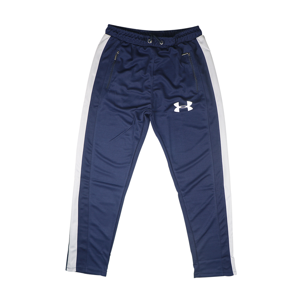 Under Armour Exclusive Mesh Fabric Trouser For Men (navy Blue)