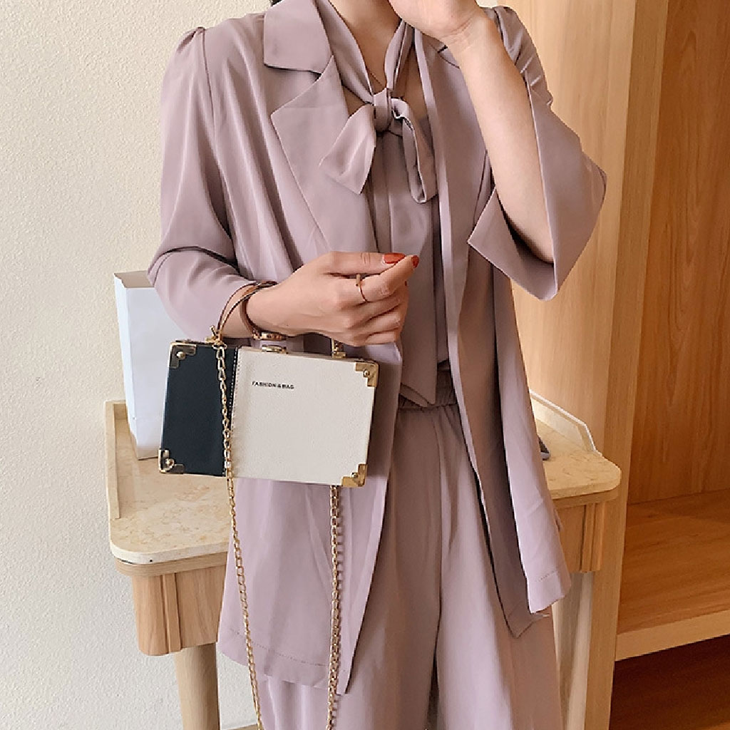 Clutch Bag For Women (white) - Tml009083