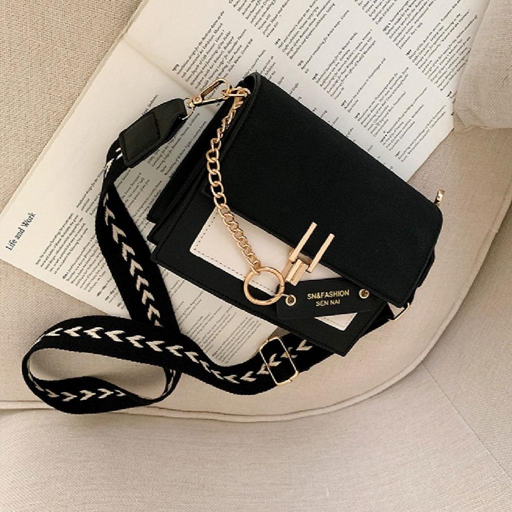 Crossbody Bag Messenger (black) - Ttl497609