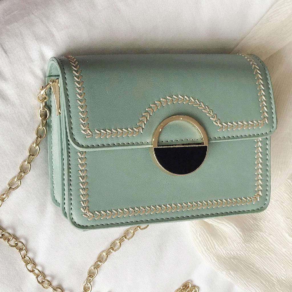 Luxury Handbag (green) - Ltg99137