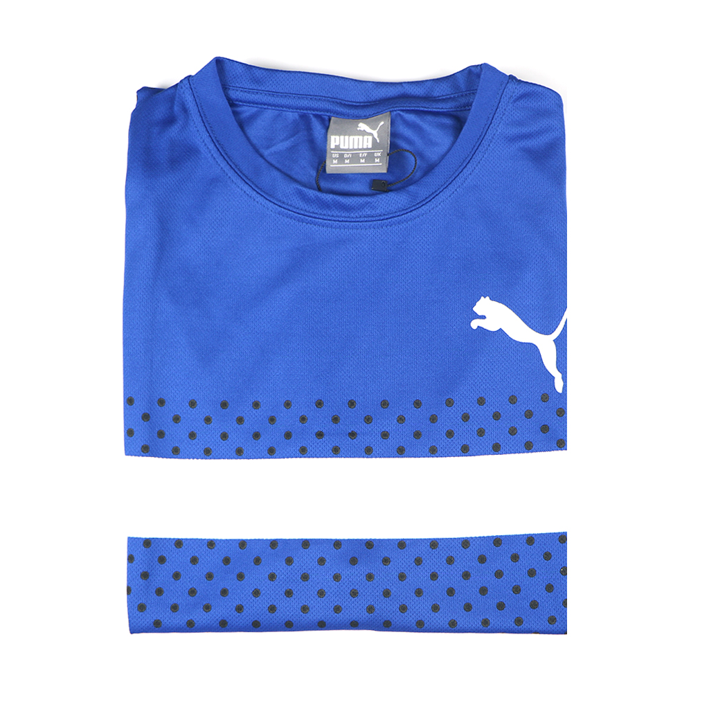 Casual Stylish Jersey T-shirt (blue)