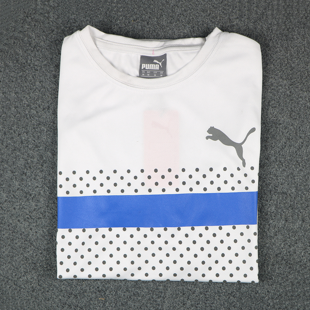 Casual Stylish Jersey T-shirt (white)