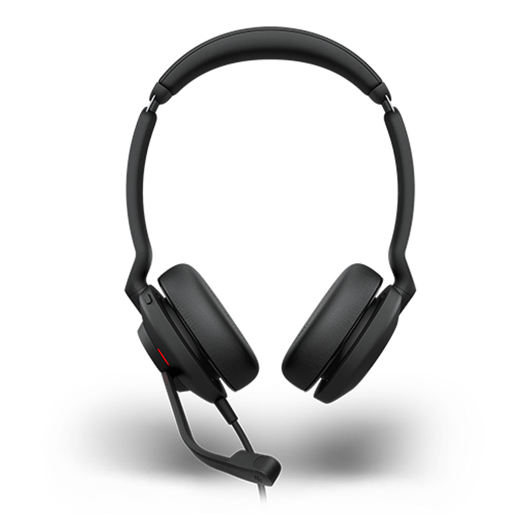 Jabra Evolve2 30 Wired Stereo Headset (type A)