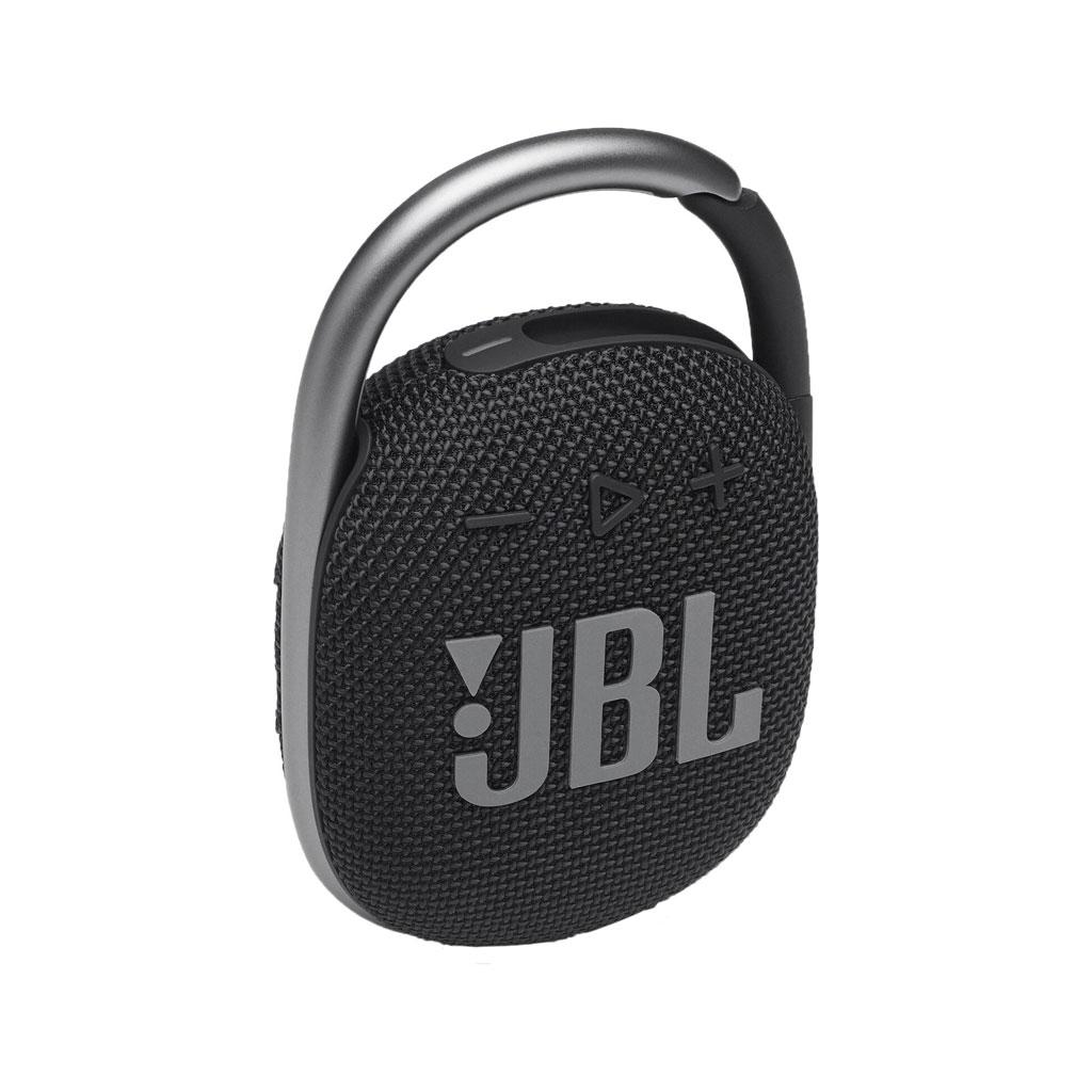 Jbl Clip 4 Portable Bluetooth Speaker (black)