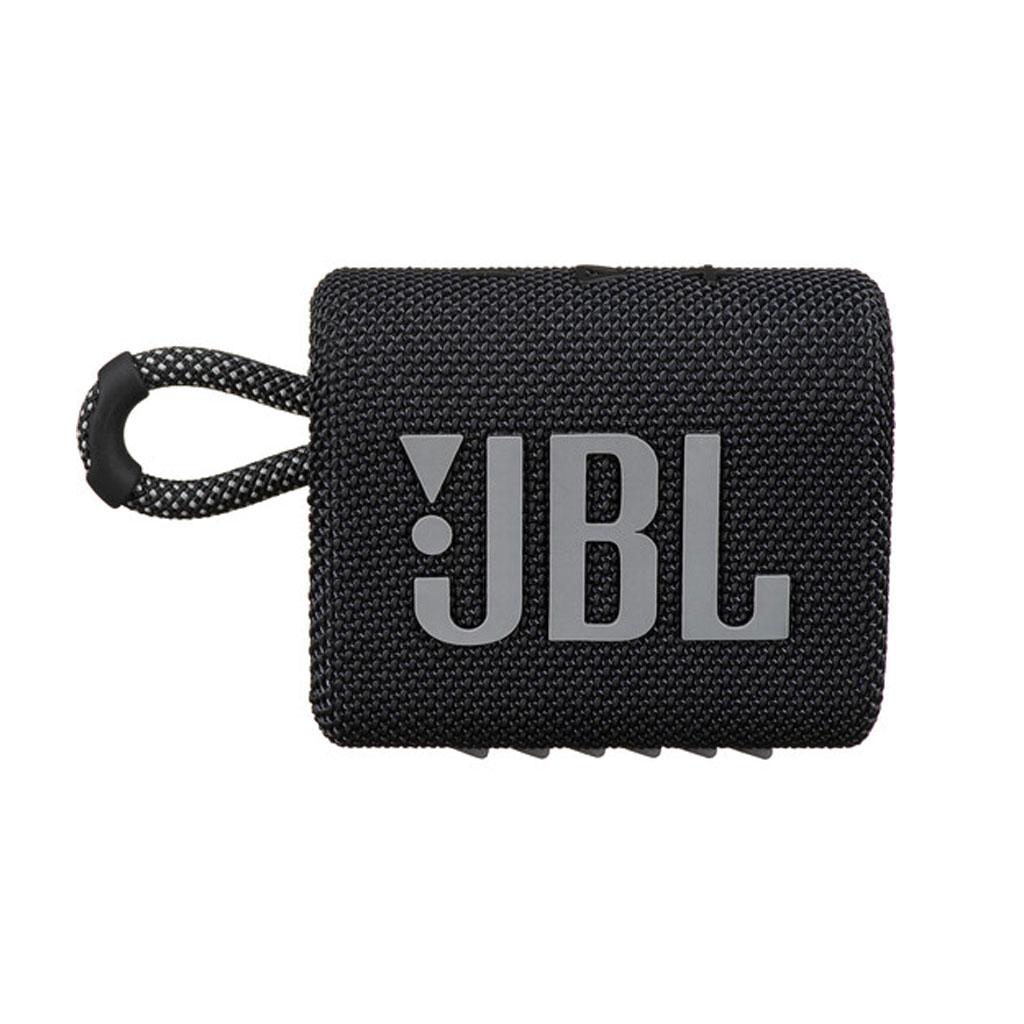 Jbl Go 3 Portable Bluetooth Speaker (black)