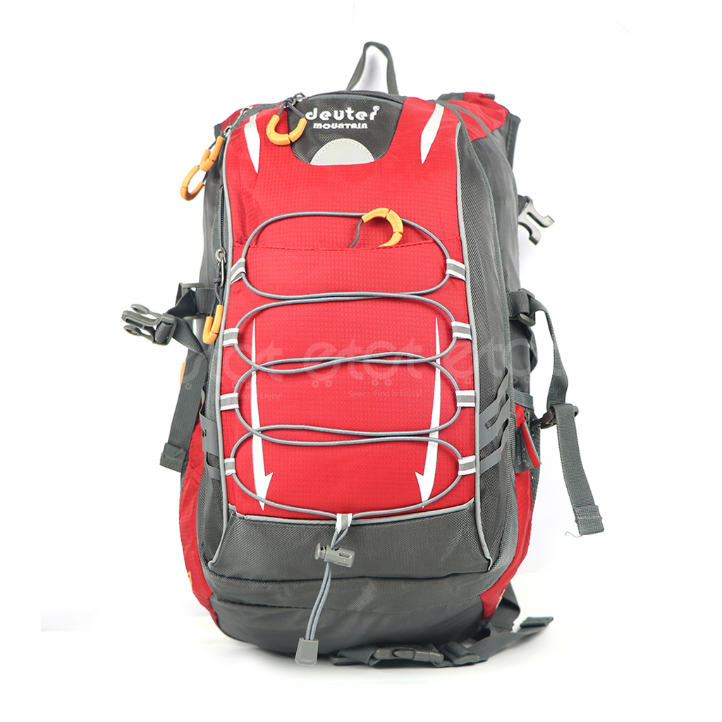 Deuter Mountain D510-3# Cycling Hiking Tracking Running Backpack (red)