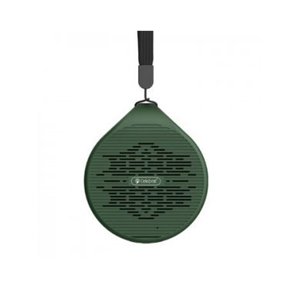 Yison Celebrat Sp-3 Portable Bluetooth Speaker - Green