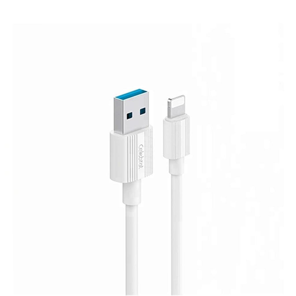 Yison Celebrat Cb-09i Lightning Cable – White