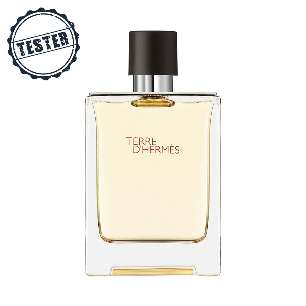 Hermes Terre D'hermes Edt 100ml (tester)