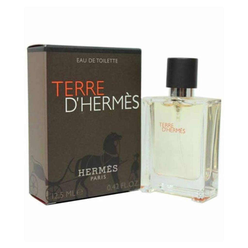 Hermes Terre D'hermes Eau Intense Vetiver Edp 12.5ml Mini