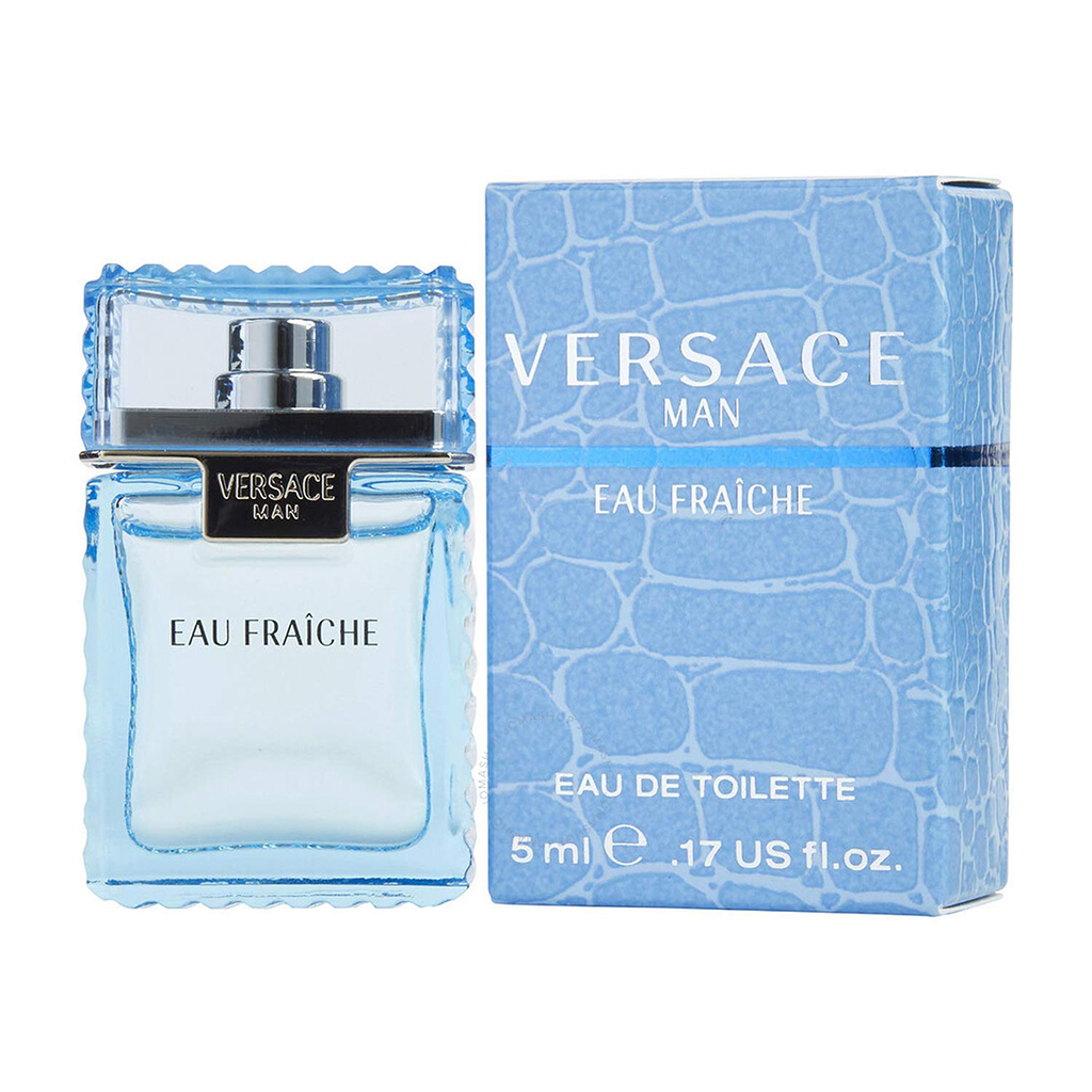 Versace Man Eau Fraiche Edt 5ml Miniature