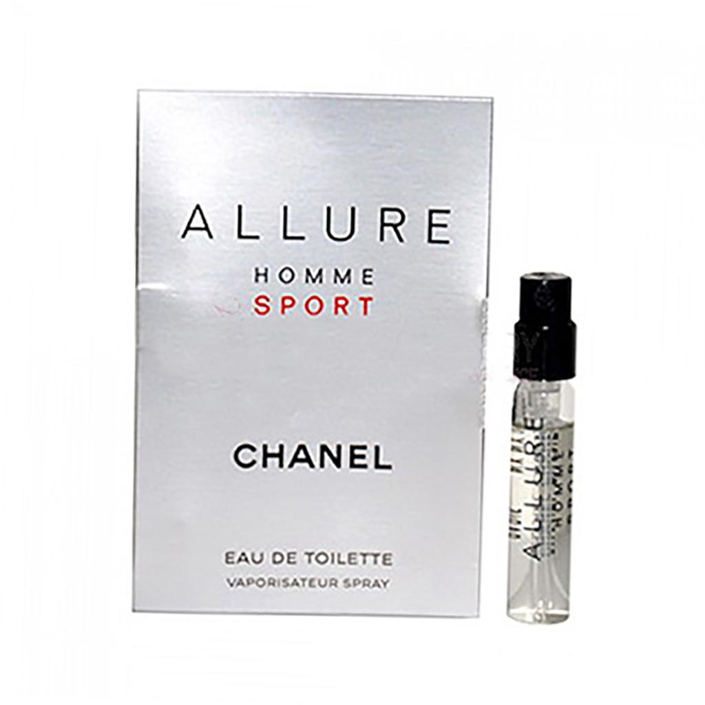 Chanel Allure Homme Sport Edt 1.5ml Vials