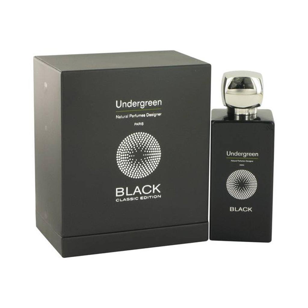 Undergreen Black Classic Edition Edp 100ml