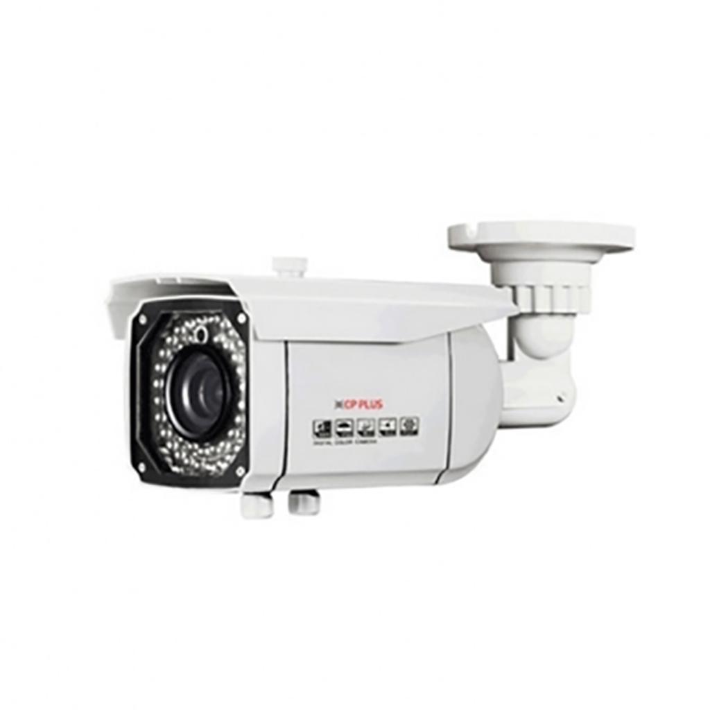 Cp Plus Cp-vac-t24fl5-d 2.4 Mp Wdr Ir Bullet Camera