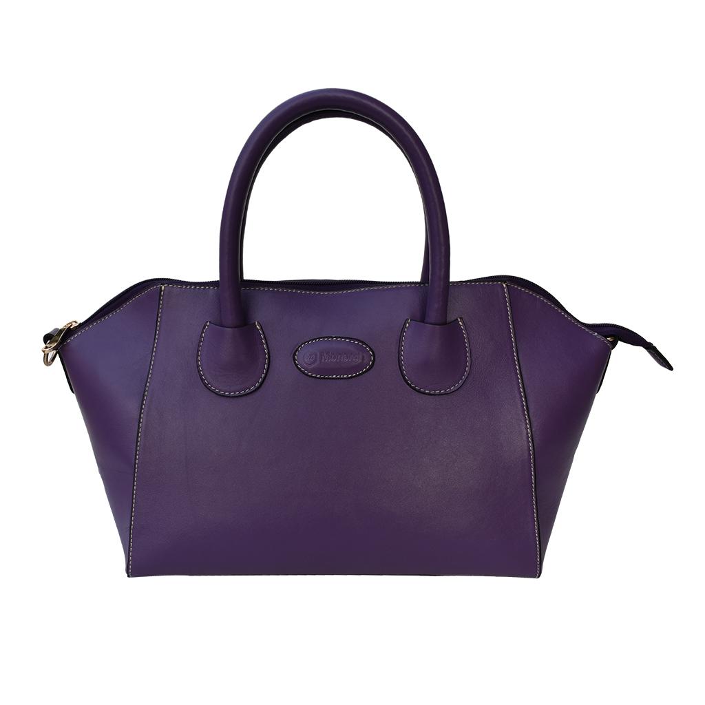 Monarch 281 Ladies Bag - Dark Purple