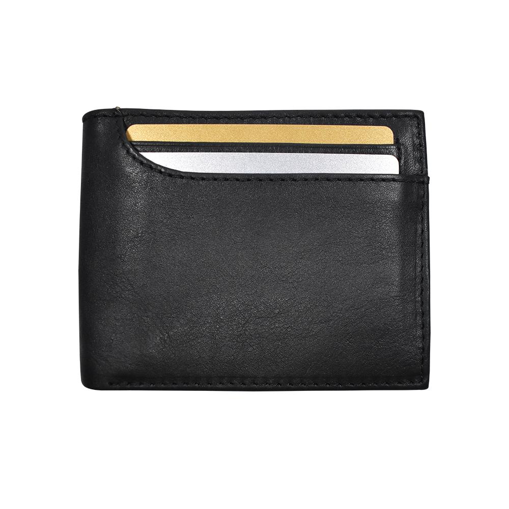 Monarch 134 Wallet - Black