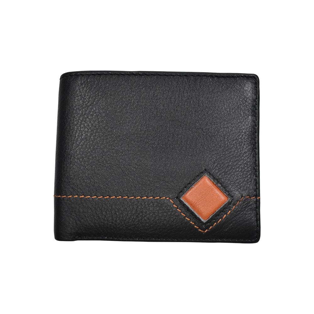 Monarch 259 Wallet - Black