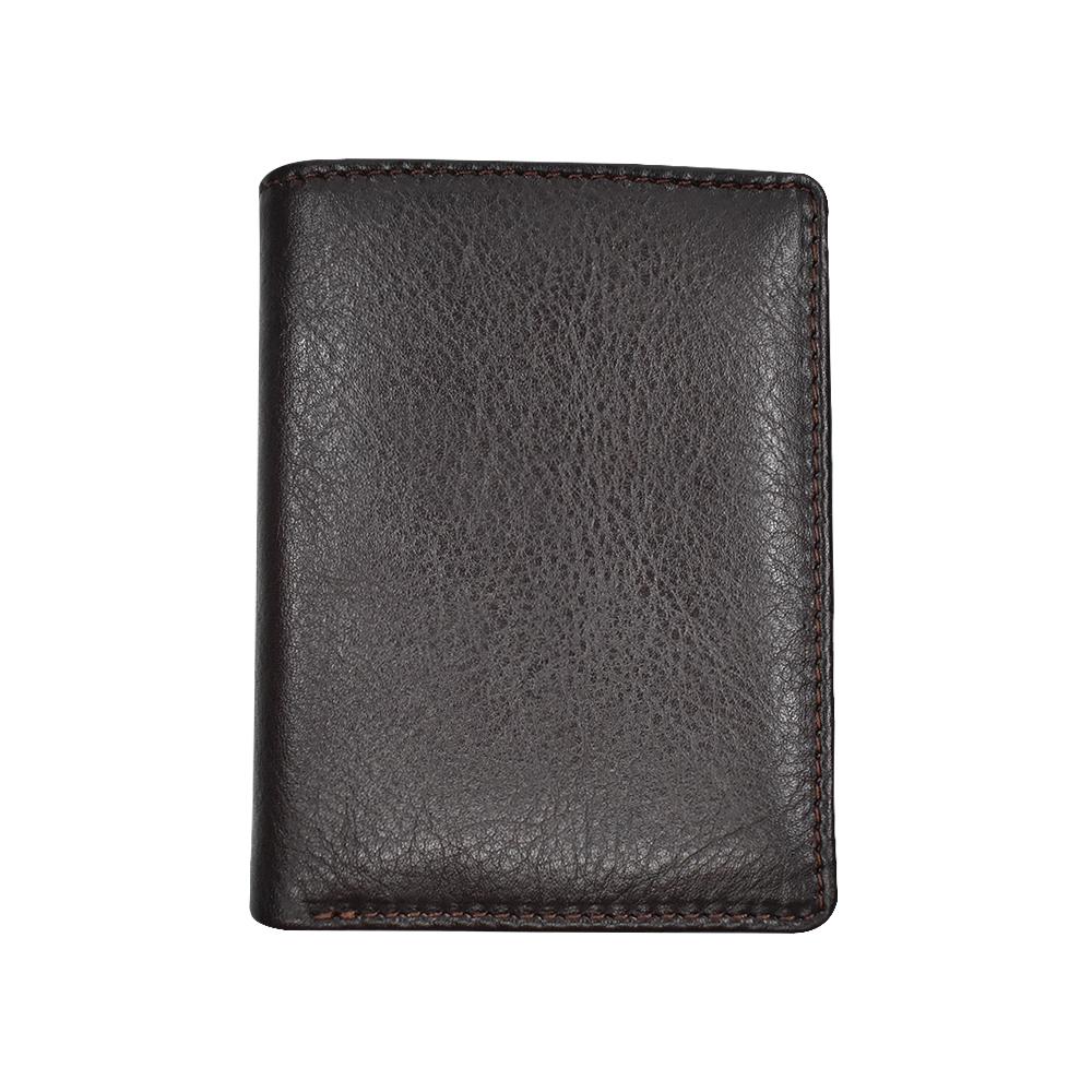 Monarch 201 Wallet - Chocolate